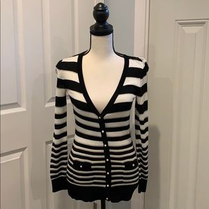 WHBM Stripes Sweater